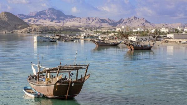 Segeln hat eine lange Tradition im Oman | Rechte: KiKA/Bea Müller