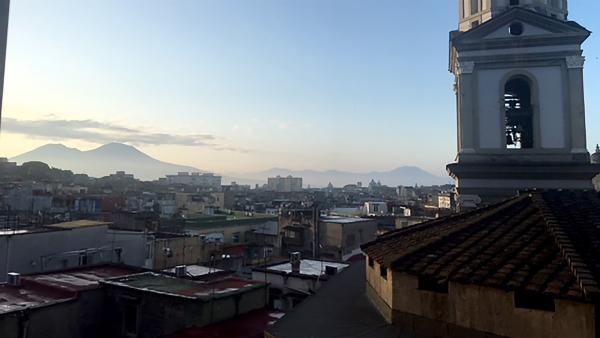 Neapel und das Viertel Sanità | Rechte: hr