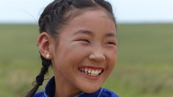 Erdene in Festtagstracht   Rechte: rbb/Erik Lötsch