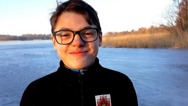 Der 13-jährige Mikołaj aus Polen | Rechte: rbb/Frank Kleemann