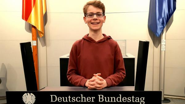Anton als Bundeskanzler | Rechte: rbb/Preuss Filmproduktion Berlin