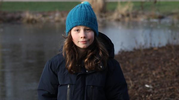 Mika (9) lebt mit seinen Eltern in Hamburg mitten auf St. Pauli und ist absoluter Beatles-Fan. | Rechte: rbb/Nordisch Filmproduction GmbH/Ingo Hassenstein