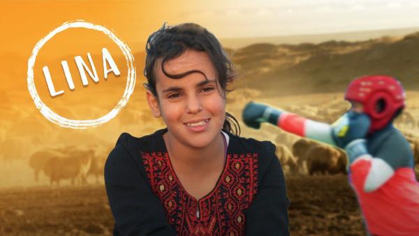 Lina, die Boxerin | Rechte: SWR