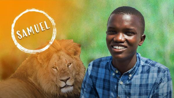 Samuel, der Löwenjung   Rechte: SWR