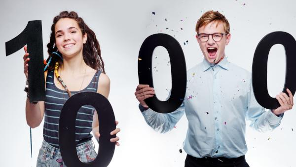 Folge 1000 | Rechte: KiKA/Saxonia/mdr