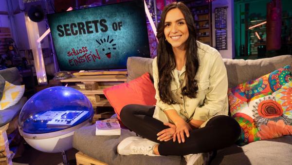 JESS kennt Hintergründe und Secrets zum Dreh der neuen Staffel 24.   Rechte: MDR/MCS/Bettina Jaehde