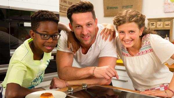 Alex und die Kinder begeben sich auf eine kulinarische Reise nach Peru! | Rechte: ZDF/ORF/René Rothkopf