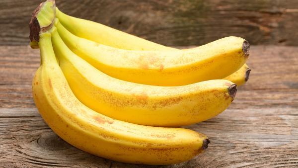 Bananen auf Tisch | Rechte: colourbox.com