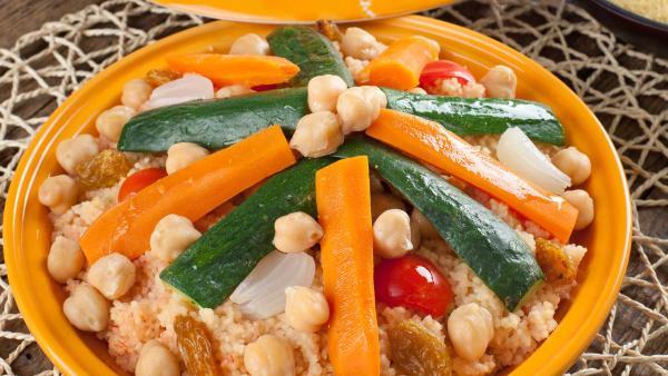 Orientalischer Couscous | Rechte: colourbox.com
