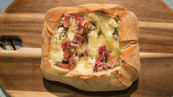 Schinken-Käse-Brot | Rechte: ZDF//Rothkopf Rene