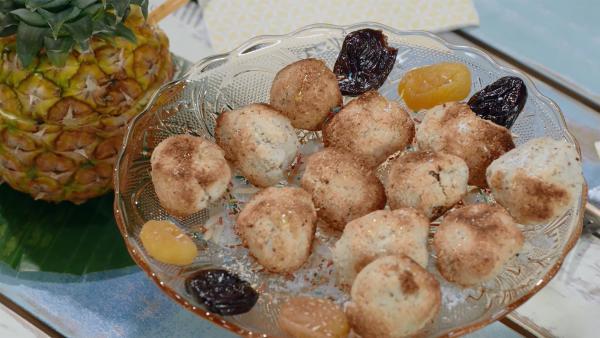 Aus Kokosnüssen kann man Cocadas machen. | Rechte: ZDF/ORF