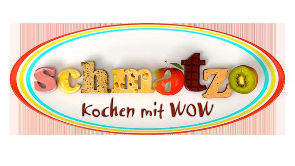 "Logo ""Schmatzo - Kochen mit WOW"" | Rechte: ZDF"
