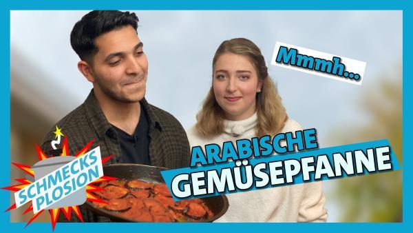 Arabische Gemüsepfanne kochen | Rechte: SWR