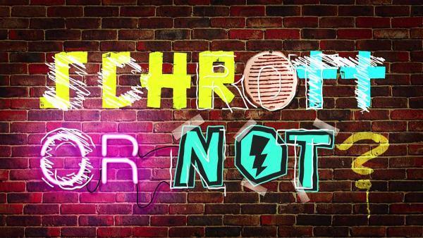 SCHROTT OR NOT? Logo | Rechte: WDR