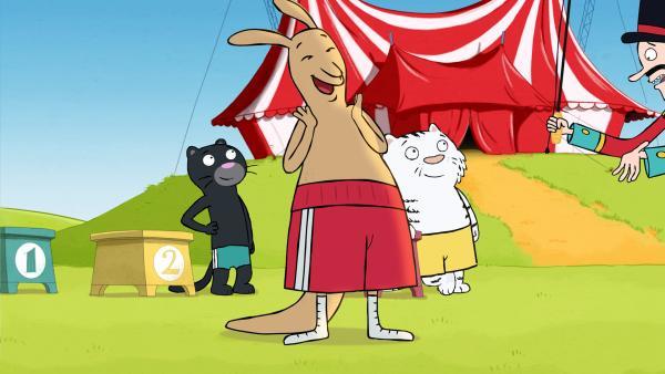 Ein Känguru wie du | Rechte: ZDF