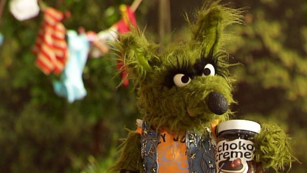 Wie kommt der Wolf an die Schokocreme? | Rechte: NDR/UWE ERNST