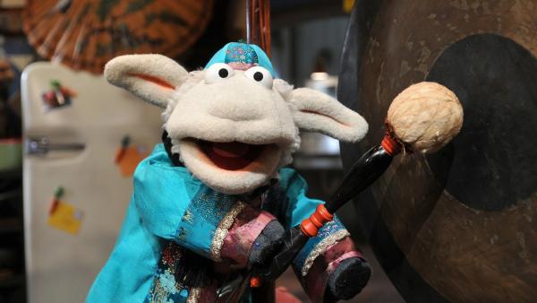 Wolle in einem chinesischen Teehaus. | Rechte: NDR/Uwe Ernst
