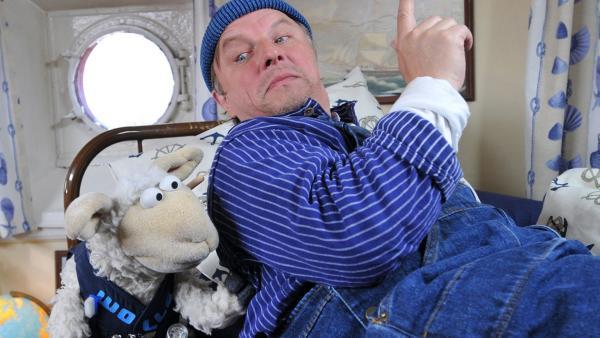 Wolle bei Onkel Gerd | Rechte: NDR / Uwe Ernst