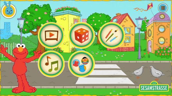 Sesamstraßenpräsenz auf kikaninchen.de | Rechte: kika.de/ Trickstudio Lutterbeck/ NDR