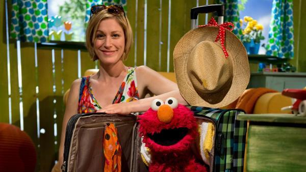 Haben Lust zu verreisen: Julia und Elmo. | Rechte: NDR
