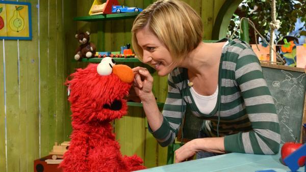 Elmo (li.) und Julia (re.)   Rechte: NDR