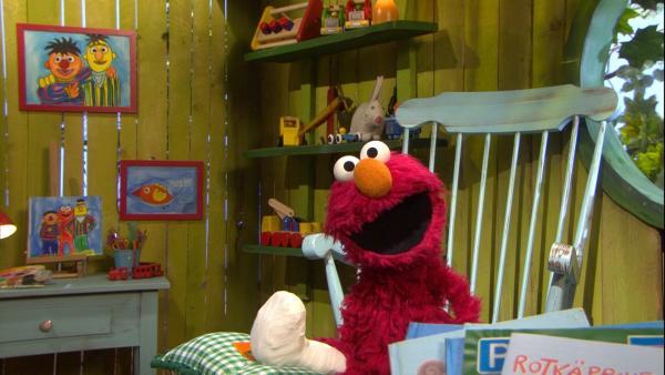 Elmo hat sich verletzt. | Rechte: NDR
