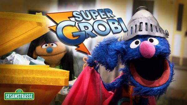 Bei Supergrobi gibt es Mülltrennung mit Köpfchen! | Rechte: NDR
