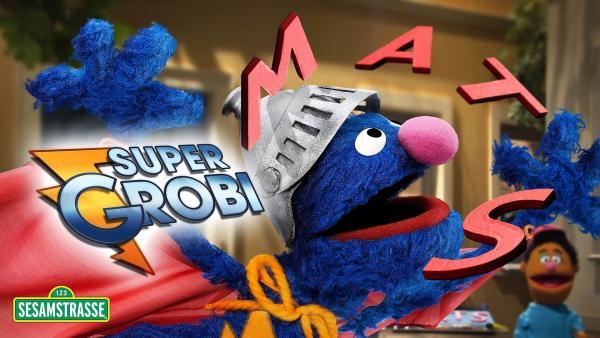 Buchstabensalat? Kein Problem für Supergrobi! | Rechte: NDR