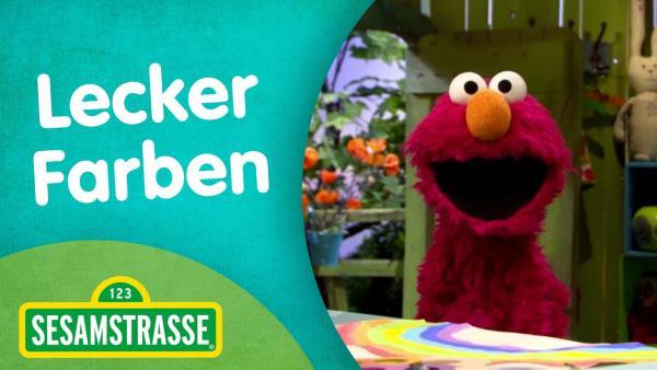 Folge 2883. Lecker Farben - Thumbnail mit Elmo | Rechte: NDR