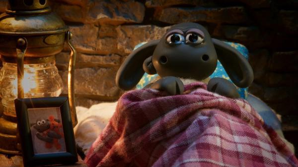 Timmy ist untröstlich: Sein geliebter Teddy ist verschwunden. | Rechte: WDR/BBC/Animation Ltd.