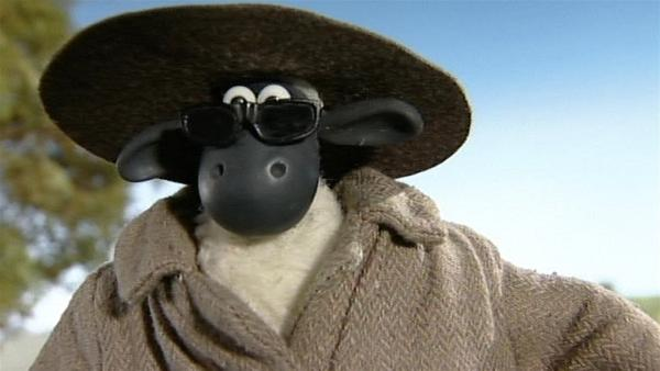Nur mit guter Verkleidung werden die Schafe ein warmes Essen bekommen. | Rechte: WDR/Aardman Animation Ltd./BBC