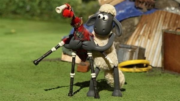 Vier Beine und ein Köpfchen mit Schnute. Was für ein komisches Ding ist denn das? | Rechte: WDR/Aardman Animation Ltd./BBC