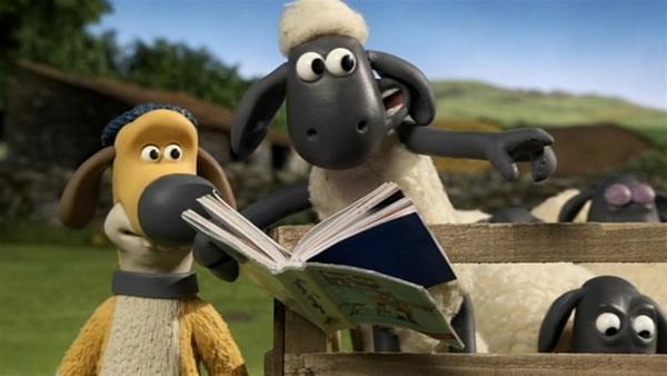 Ein Plan muss her, damit Bitzer fit und damit unersetzlich wird. | Rechte: WDR/Aardman Animation Ltd./BBC
