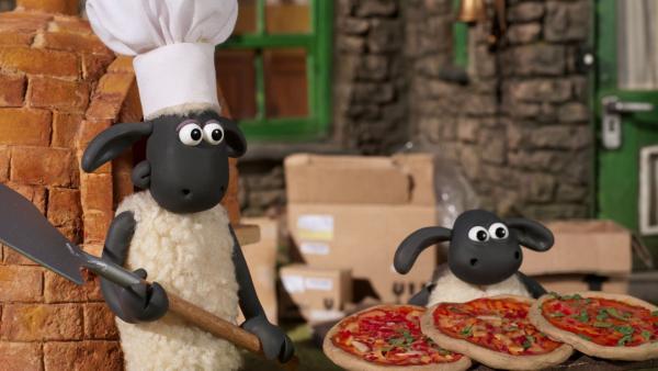 Pizza Määhgarita   Rechte: WDR