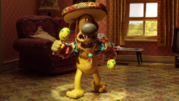 Bitzer mexikanisch verkleidet   Rechte: WDR