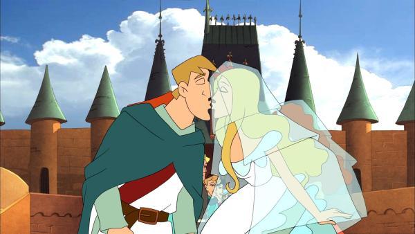 Gerhard hat seine Braut gefunden.   Rechte: NDR/Greenlight Media AG
