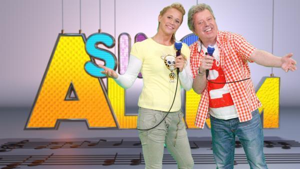 Singa und Volker Rosin | Rechte: ZDF/Rico Rossival