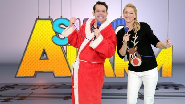 Juri und Singa | Rechte: ZDF/Rico Rossival
