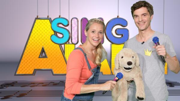 Singa und Christian Ruffert | Rechte: ZDF/Rico Rossival
