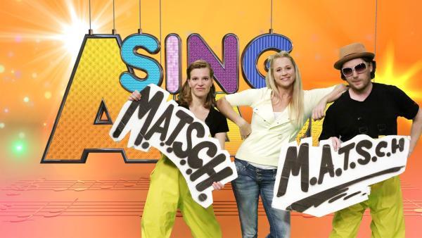 Singa und die Studiogäste von der Pia-Nino-Band | Rechte: ZDF/Rico Rossival