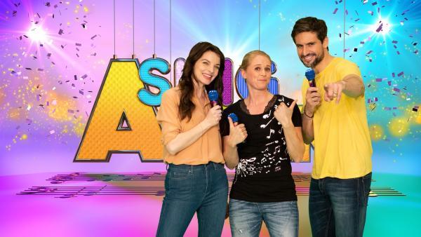 Singa mit Yvonne Catterfeld und Tom Beck | Rechte: ZDF/MES GmbH