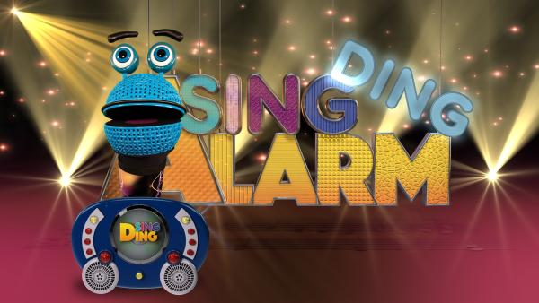 Das SingDing ist die Urlaubsvertretung von Singa und zeigt seine Lieblings-Kindersongs. | Rechte: ZDF/MES GmbH Wiesbaden