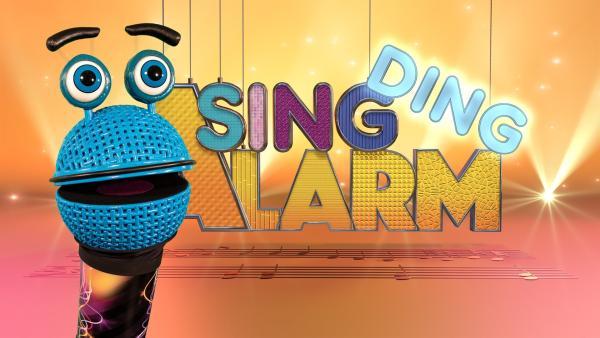 Das SingDing ist die Urlaubsvertretung für Singa und präsentiert seine tierischen Lieblingssongs. | Rechte: ZDF/MES GmbH Wiesbaden
