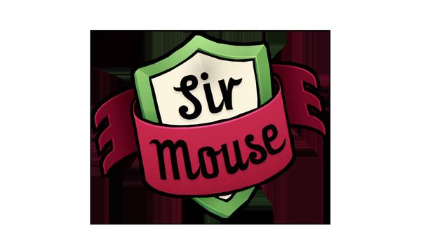 "Logo ""Sir Mouse"" | Rechte: ARD / SWR / hr / rbb"