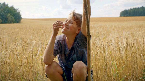 Poppel oder Weizenkorn, das ist hier die Alvin-Frage?   Rechte: MDR/Cine Impuls Leipzig