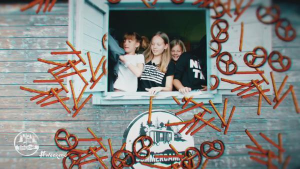 #weekend: Mädchengang - Teil 1 | Rechte: KiKA