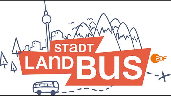 Logo Stadt, Land, Bus trasparent | Rechte: ZDF