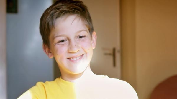 Dino ist 11 Jahre alt, lebt in Kroatien und möchte beim traditionellen Alka-Wettkampf gewinnen. | Rechte: ZDF/Duro Gavran