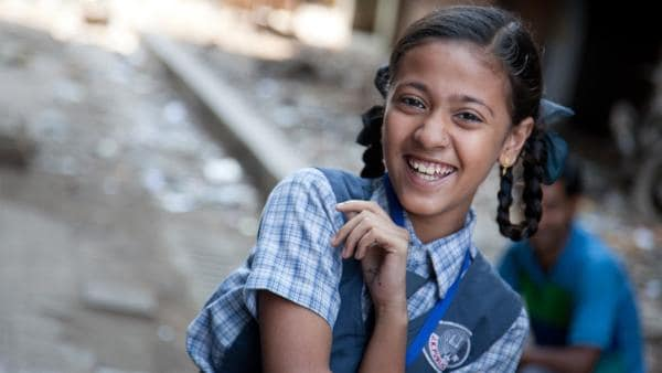 Bhavini hat nur einen Traum: Sie möchte unbedingt Tänzerin werden. | Rechte: ZDF/Florian Foest