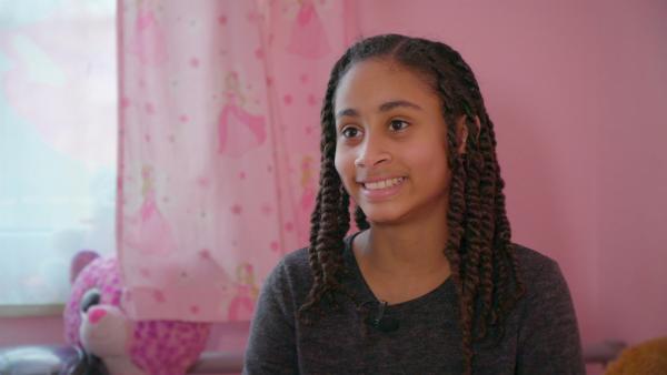 Mekdelawits Eltern kommen aus Äthiopien. Dort spielt Eiskunstlauf keine große Rolle. | Rechte: ZDF/Florian Lipp